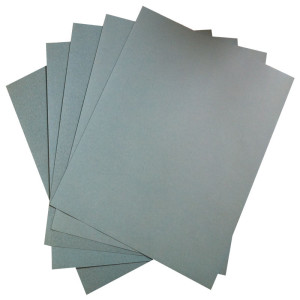 Wet and dry sanding paper