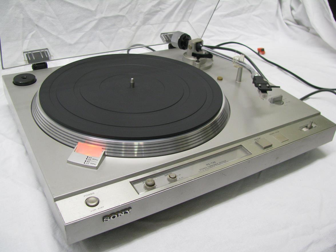 Sony PS-T25