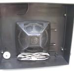 Speaker in lid