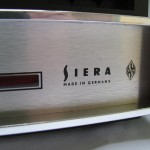 Siera logo on front